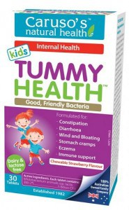 Kids Tummy Health 30 Tablets